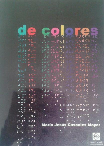 libro de colores portada